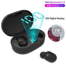 <b>New</b> A6L <b>Wireless</b> Earphone Headphone PK Redmi Airdots ...