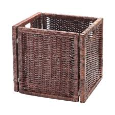 <b>Корзина декоративная Rattan grand</b> amsterdam md brown ...