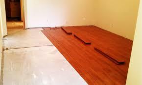 sàn gỗ căm xe sau khi hoàn thiện