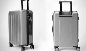 Обзор <b>чемодана Xiaomi Mi Trolley</b> 90 Points, полезный объем ...