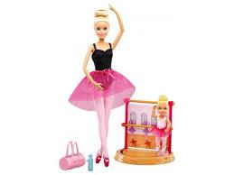 Игрушки для девочек Mattel Игровой набор <b>Barbie Инструктор</b> ...