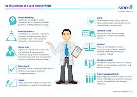 must have medical writing skills medical writing skills