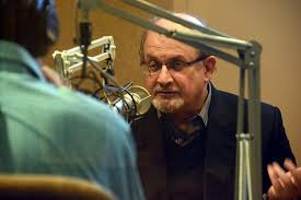 salman rushdie on fiction religion and dom of expression salman rushdie on fiction religion and dom of expression