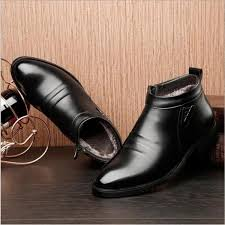 Winter <b>Men's Leather Shoes Soft</b> Warm Shoes Casual Flats Men ...