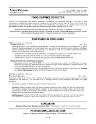 cover letter sample resume objective food service with education sample food service objective resume sample resume education