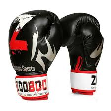 Zooboo 10oz MMA Muay Thai Boxing Punching Gloves | Shopee ...
