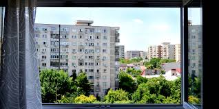 the view from here somfy marinas window in bucharest frosted film application complete comely exterior plan office af home office