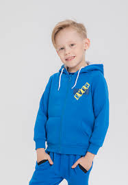 <b>Толстовка детская для мальчиков</b> 23606150: цвет синий, 999 ...