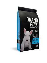 <b>Сухой корм</b> для щенков собак средних пород <b>GRAND</b> PRIX ...