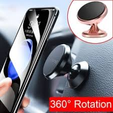 360 Degree <b>Universal Car Phone</b> Holder Magnetic Air Vent Mount ...
