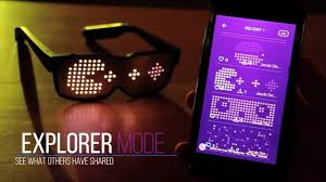 <b>Customizable LED</b> Glasses - YouTube