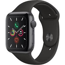 <b>Умные часы Apple Watch</b> Series 5 44 мм серый космос ...