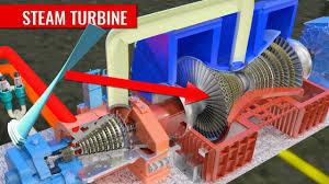 How does a <b>Steam</b> Turbine Work ? - YouTube