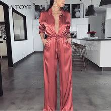 Popular Jumpsuit <b>Satin</b> and <b>Lace Women</b>-Buy Cheap Jumpsuit ...
