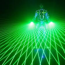 Quality DJ Club 4 <b>pcs 650nm</b> 100mw Red Laser Glow Gloves For ...