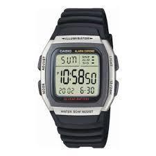 Наручные <b>часы CASIO W</b>-<b>96H</b>-<b>1A</b> CASIO COLLECTION — купить ...