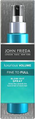 <b>John Frieda Luxurious Volume</b> Fine to Full Blow Out Volumising ...