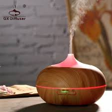 <b>GX Diffusers</b> Essential Oil Aroma <b>Diffuser</b> LED <b>Ultrasonic</b> Air Mist ...