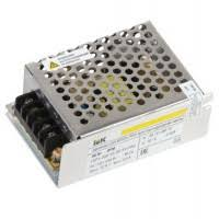 <b>Драйвер</b> IEKL <b>LED</b> ИПСН-PRO 5050 <b>30Вт 12В</b> блок-клеммы IP20 ...