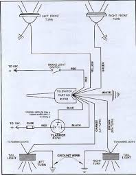 wiring diagram for grote turn signal switch the wiring diagram brake turn light diagram wiring diagram