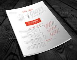 buy resume papers ASB Th  ringen Buy Resume CV Page by sawonahmed on GraphicRiver Features Illustrator ai amp eps MS Word Included docx amp doc Very Easy to Edit Page