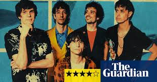 The <b>Strokes: The</b> New Abnormal review – old magic lights fresh sparks
