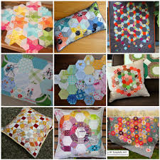 MessyJesse   a quilt blog by Jessie Fincham  English Paper Piecing Basics  Week      A Little History  Supplies   A Giveaway  Bear s Paw Quilts