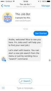 jobo the job hunter bot how it works
