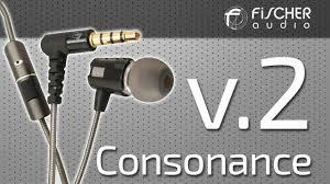 Обзор <b>Fischer</b> Audio Consonance v 2. <b>Наушники</b> вкладыши ...