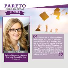 21 years from grad to great day 19 blog pareto not many 21 year olds know what they want from a career but a career in s helps to develop many transferable skills skills that span commercial