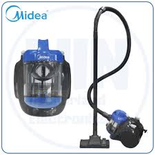 midea vcb40a14d b bagged canister with 1800w power and big suction