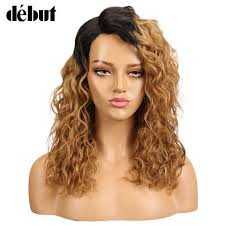 Detail Feedback Questions about <b>Debut Human Hair Wigs</b> For Black ...