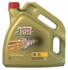 <b>Моторное масло Castrol Edge</b> 5W-30 LL 4 л — купить по ...
