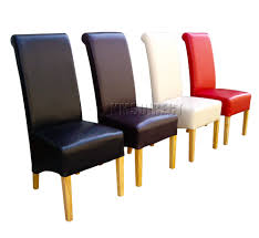 faux leather dining chair black: dining chair dining chair furniture design from home boutique