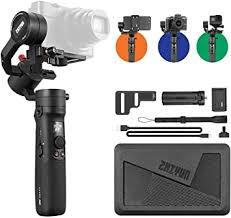 Zhiyun Crane-M2 [Official] Handheld 3-Axis Gimbal ... - Amazon.com