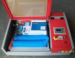 China Hot Sale &Best Price CO2 <b>40W Mini Desktop Laser</b> Engraver ...