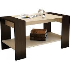 <b>Журнальный стол Woodville Квадро</b> венге/дуб | www.gt-a.ru
