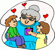 Image result for clipart of grandmothers