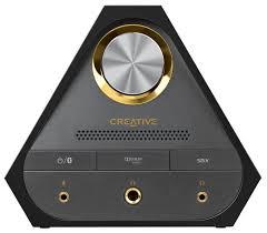 Внешняя <b>звуковая карта Creative</b> X7 — купить по выгодной цене ...