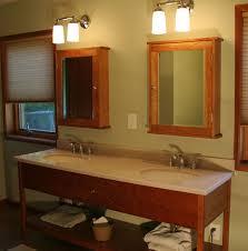 open bathroom vanity cabinet: open bathroom vanity cabinet  open vanity with  med cabs