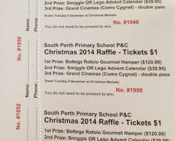 made by bronwyn home made raffle tickets i used the online ticketmaker programme to create the tickets one word of advice it s much easier to remove fields from the template than to add them