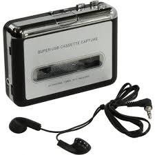 Кассетный <b>плеер</b>-конвертер в MP3 <b>Espada Capture</b> EZCAP ...