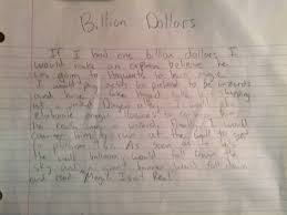 kids have extremely evil and creative minds what would you do kids have extremely evil and creative minds what would you do a billion dollars