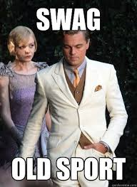 Great Gatsby Memes | POPSUGAR Tech via Relatably.com