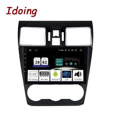 "<b>Idoing 1Din 9</b> ""רכב רדיו GPS נגן מולטימדיה אנדרואיד עבור סובארו פורסטר ..."