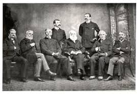 Image result for historical conference pics