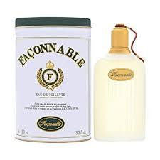 Faconnable By Faconnable For Men. Eau De Toilette ... - Amazon.com