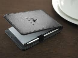 Блокнот официанта 1102119 - LUVA.menu