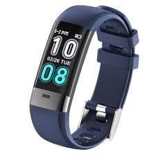 ᐅ <b>Jeaper Smart Watch</b> G36 ECG PPG Heart Rate Fitness Tracker ...