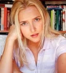 Amy Martin, pseudónimo de Irene Zoe Alameda. Imagen: Archivo - amy-martin